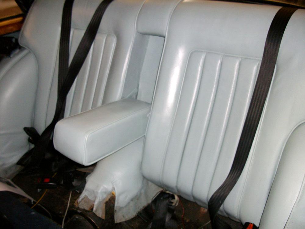 Car Upholstery Repair Bristol